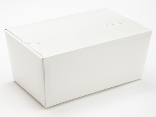 500g Ballotin - White | Meridian Speciality Packaging