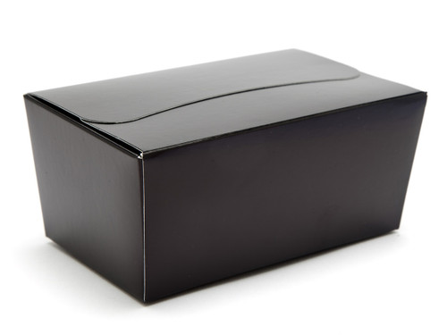500g Ballotin - Black | Meridian Speciality Packaging