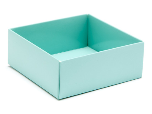 4 Choc Base - Aqua [BASE ONLY] | Meridian Speciality Packaging