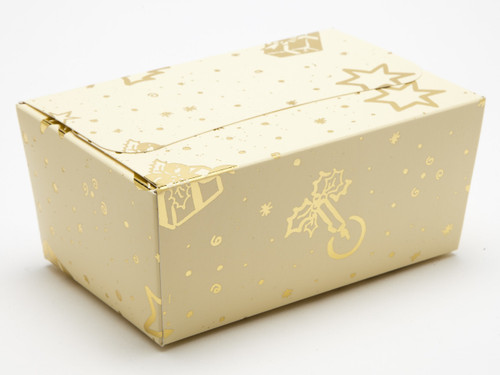 375g Trees and Presents Ballotin | Meridian Speciality Packaging