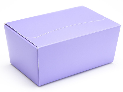 375g Ballotin - Lilac | Meridian Speciality Packaging