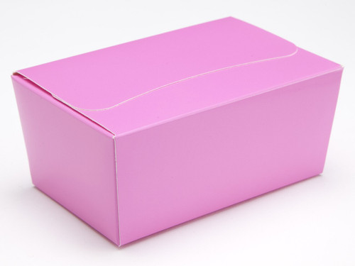 375g Ballotin - Electric Pink   Meridian Speciality Packaging