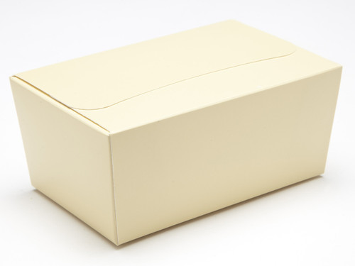 375g Ballotin - Cream | Meridian Speciality Packaging