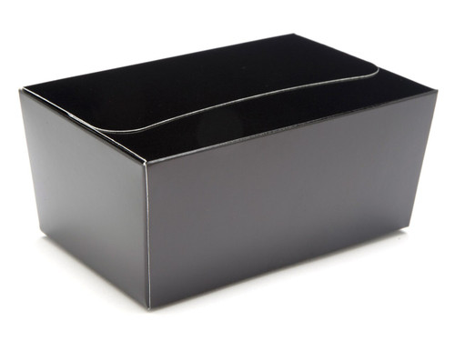 375g Ballotin - Black | Meridian Speciality Packaging
