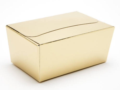 375g Ballotin - Bright Gold | Meridian Speciality Packaging