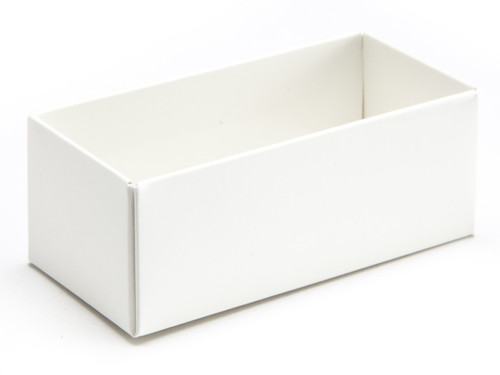 2 Choc Base - White [BASE ONLY] | Meridian Speciality Packaging