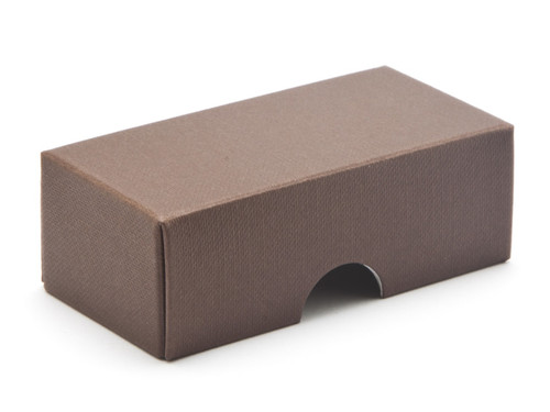 2 Wibalin Lid - Chocolate Brown [LID ONLY] | Meridian Speciality Packaging
