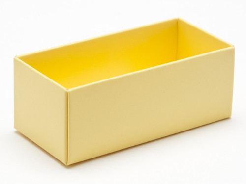2 Choc Base - Buttermilk Yellow [BASE ONLY] | Meridian Speciality Packaging