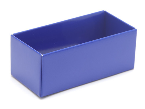 2 Choc Base - Blue [BASE ONLY]   Meridian Speciality Packaging