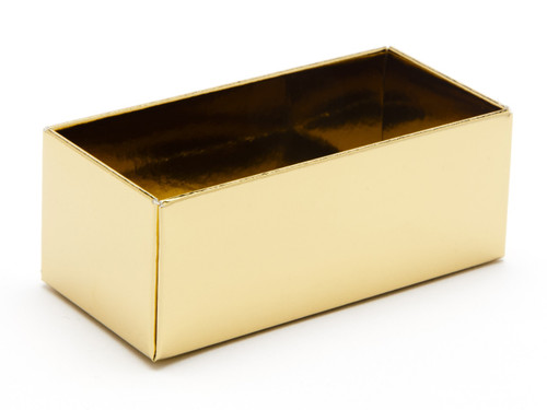 2 Choc Base - Bright Gold [BASE ONLY] | Meridian Speciality Packaging