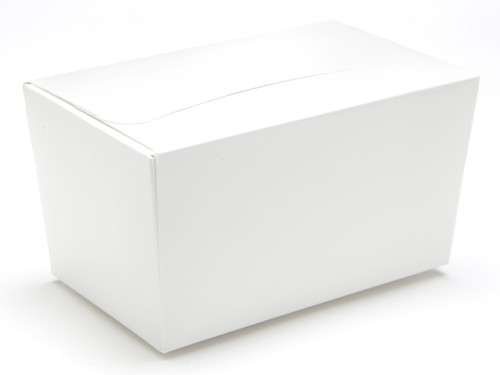 250g Ballotin - White | Meridian Speciality Packaging
