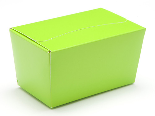 250g Ballotin - Vibrant Green   Meridian Speciality Packaging