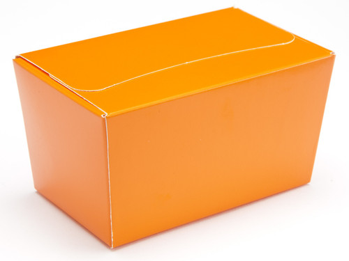 250g Ballotin - Orange | Meridian Speciality Packaging