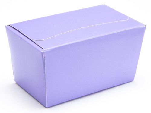 250g Ballotin - Lilac | Meridian Speciality Packaging