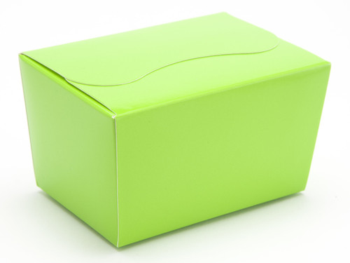 125g Ballotin - Vibrant Green | Meridian Speciality Packaging