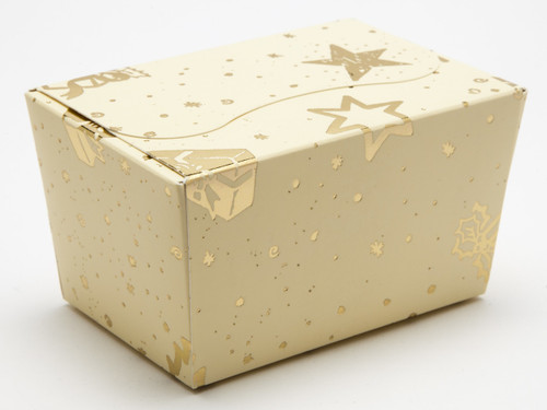 125g Trees and Presents Ballotin | Meridian Speciality Packaging