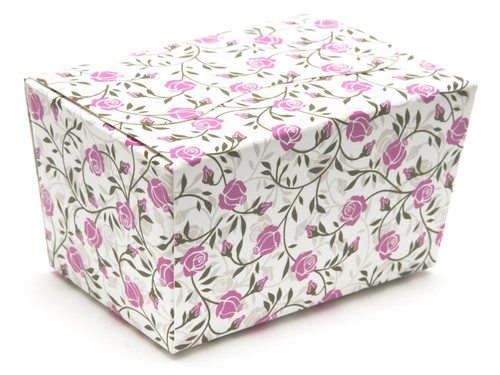 125g Ballotin - Rose Floral | Meridian Speciality Packaging