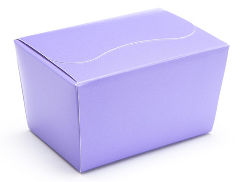 125g Ballotin - Lilac | Meridian Speciality Packaging