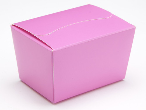 100g Ballotin - Electric Pink | Meridian Speciality Packaging