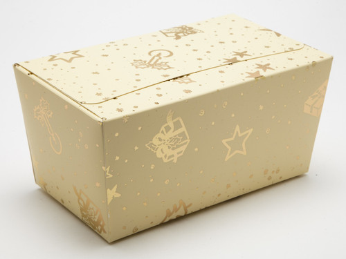 1000g Trees and Presents Ballotin | Meridian Speciality Packaging