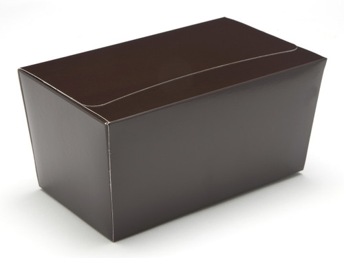 1000g Ballotin - Chocolate Brown | Meridian Speciality Packaging