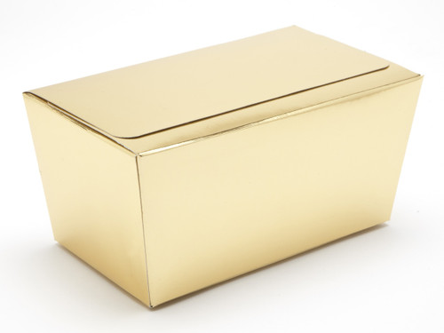 1000g Ballotin - Bright Gold | Meridian Speciality Packaging