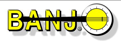 Banjo Corporation Logo