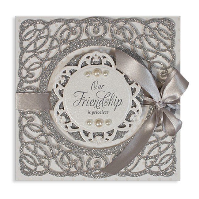 Nestabilities Amazing Paper Grace Becca Feeken Intertwined Spirals Etched Dies