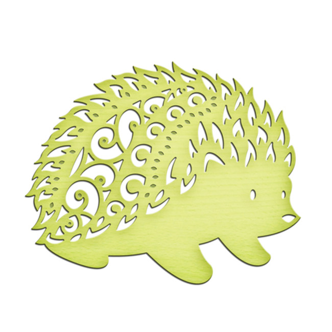 Shapeabilities Inspire Hedgehog Etched Dies
