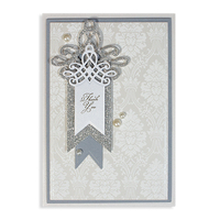 Shapeabilities Amazing Paper Grace Becca Feeken Decorative Swallowtail Tags Etched Dies