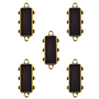 Media Mixage Rectangles One - 5PK - Bronze