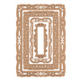 Nestabilities Romantic Rectangles Two Etched Dies (S5-211)