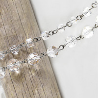 A Gilded Life Beaded Rosary Chain II Embellishments