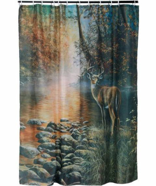 Deer Bathroom Decor American Expedition