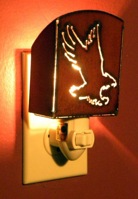 Iron Eagle Nightlight