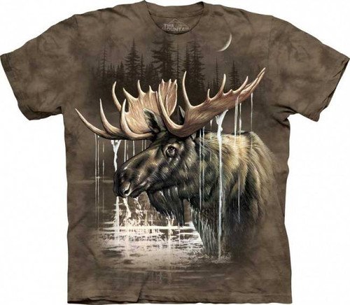 Moose Forest T-Shirt