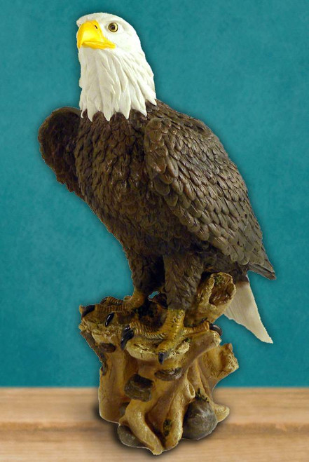 American Bald Eagle Sculpture