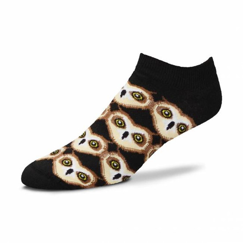 Owl Faces Socks