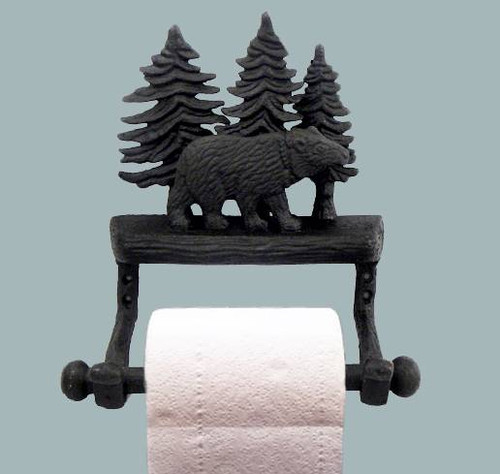 Rustic Animal Toilet Paper Holders American Expedition