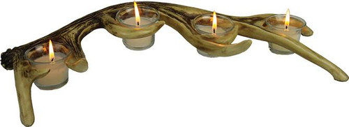 Antler 4 Piece Candle Holder