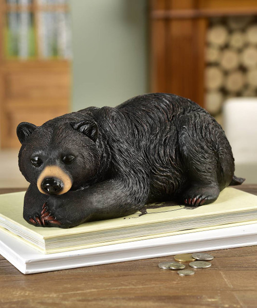 Sleeping Bear Money Bank