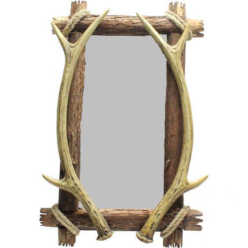 Antler Square Mirror