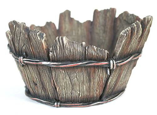 Barbed Wire Western Bowl
