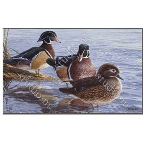 Wood Duck MatMate Door Mat