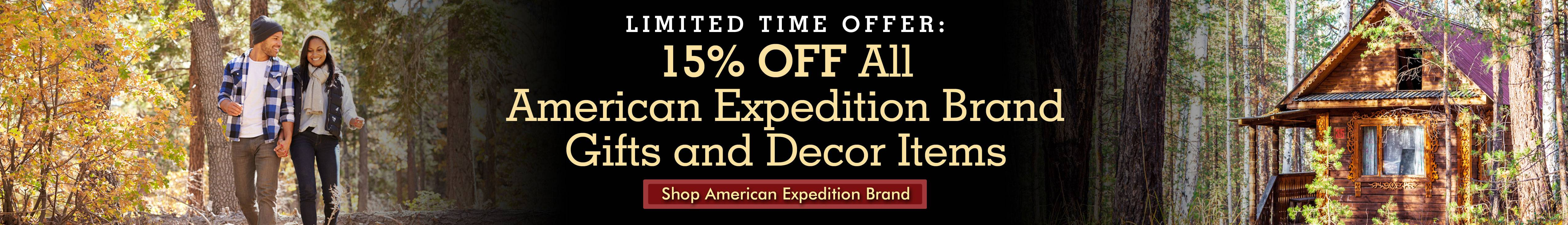 American Expedition Brand Products