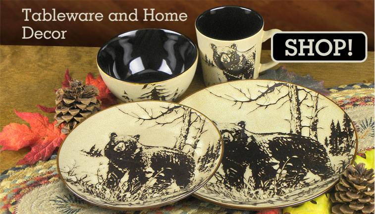 Shop Rustic Home Decor & Tableware