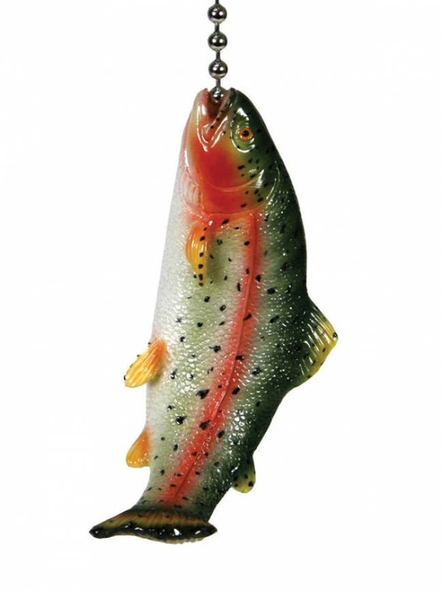 Rainbow Trout Fan Pull American Expedition