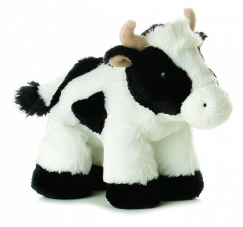Quot Mini Moo Quot Cow Plush Toy