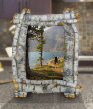 Birchwood Tree 4x6 Photo Frame with picture