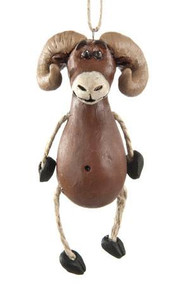 Dangly Bighorn Sheep Ornament